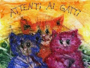 Attenti ai gatti