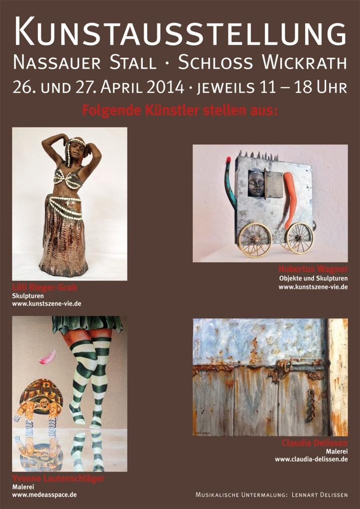 Ausstellung Wickrath