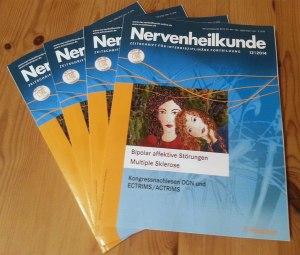 Titelblatt Nervenheilkunde 12/2014