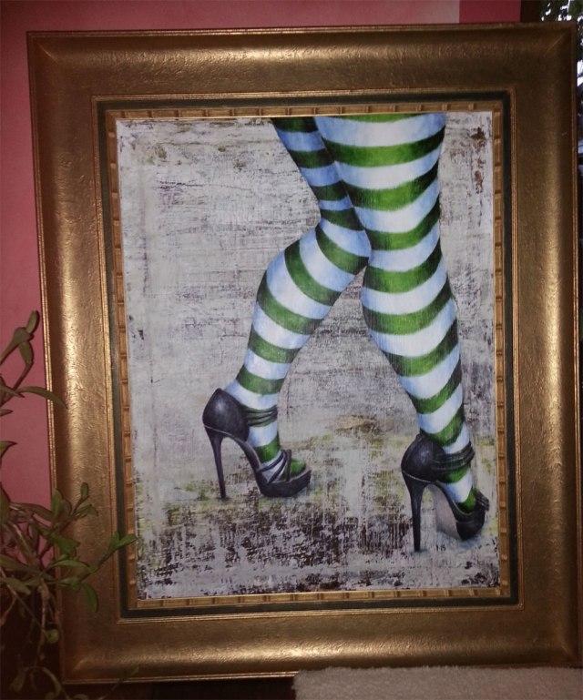 stripes'n'heels